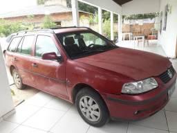 Vendoou troco Parati completa 1.0 turbo - 2001