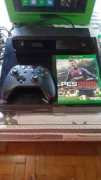 XBOX ONE 500GB+ Kinect + 2 controle + Jogos