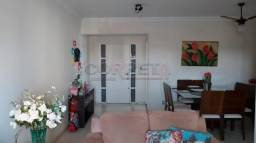 Apartamento à venda com 3 dormitórios em Vila santa maria, Aracatuba cod:V83651