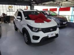 Fiat mobi way completo novíssimo - 2019