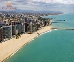 Apartamento à venda, 53 m² por r$ 220.000,00 - praia de iracema - fortaleza/ce