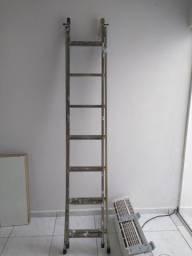 Escada de duas partes
