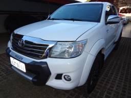 Toyota Hilux Srv 2.7 4x4 Flex - 2015