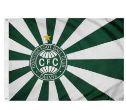 Bandeira do Coritiba 128 x 92 produto oficial mais figurinhas