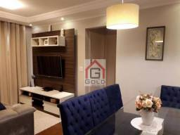 Apartamento com 2 dormitórios à venda, 52 m² por R$ 245.000 - Vila Francisco Matarazzo - S