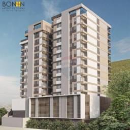 Apartamento com 2 dormitórios à venda, 52 m² por R$ 190.000 - Granbery - Juiz de Fora/MG