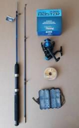 Conjunto para pesca (Média)