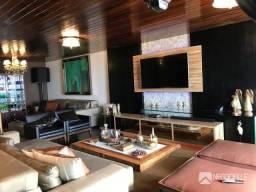 Apartamento Duplex com 5 dormitórios à venda, 350 m² por R$ 749.900,00 - Camboinha - Cabed