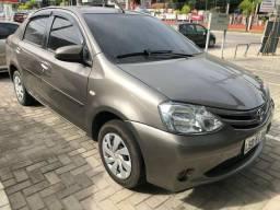 Toyota etios sedan at 1.5 xs