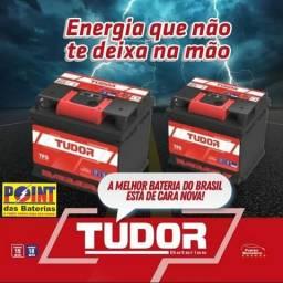 Bateria Tudor Padrão de Montadora Volkswagen Entrega e Instalação Grátis