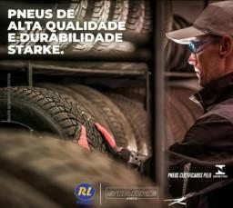 RL pneus você encontra o que você precisa