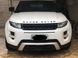 Land Rover evoque - 2012