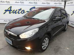 Fiat Grand Siena 1.4 Attractive c/ Couro! Muito Novo! - 2013