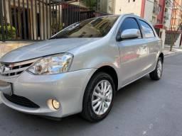 Toyota Etios 1.5 16v Xls 5p - 2013