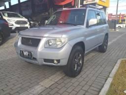 PAJERO TR4 2009/2009 2.0 4X4 16V 131CV GASOLINA 4P AUTOMÁTICO - 2009