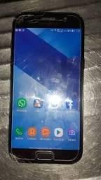 Samsung a5 leitor digital 64 GB de memória *