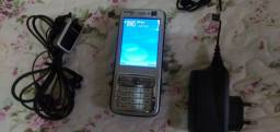 Celular Nokia n73 antigo (não é Android)