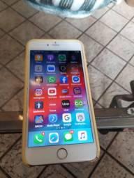 Iphone 6 Plus branco 64 gb perfeito