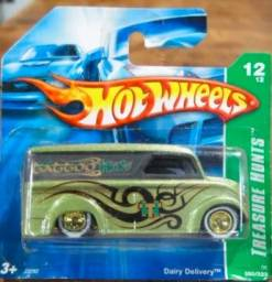 Hot wheels TH super T-hunt Chevy