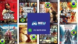 Qualquer jogo digital de PS3 por 15 reais ou 3 jogos por 35 reais, confira a lista