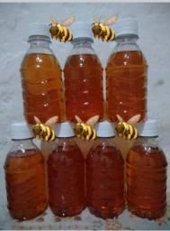 Mel puro de abelha italiana garrafas de 250ml