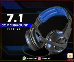Headset Gamer Trust GXT 350 Radius 7.1 m5df11df20