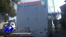 Título do anúncio: Camara refrigerada 4.80m sem maquina de frio Mathias implementos