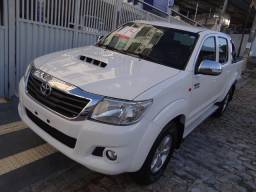 Hilux 2014 cd 4x4 turbo diesel 3.0 automatica