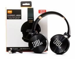Fone de ouvido sem fio jbl everest jb950 preto