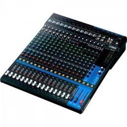 Mesa Yamaha MG20 Analógica 20 Canais na Loja Cheiro de Música