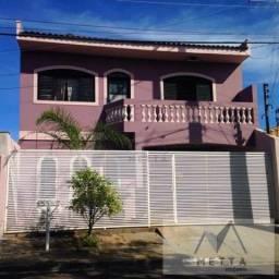 Sobrado com 3 dormitórios à venda, 162 m² por R$ 340.000,00 - Conjunto Habitacional Ana Ja