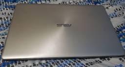 Notebook ASUS  F542U Dourado