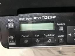 Impressora Epson TX525FW retirar peças