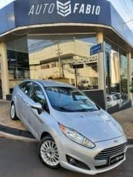 New Fiesta Sedan Titanium AT 2014