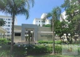 Apartamento com 3 dormitórios, sendo 1 suíte, mobiliado, para alugar, 61 m² por R$ 1.800/m