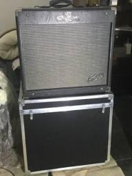 Amplificador Cubo para Baixo  Staner BX200