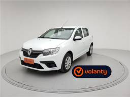 Título do anúncio: Renault Sandero 2020 1.0 12v sce flex expression manual