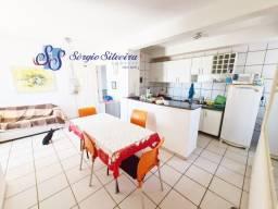 Apartamento no Porto das Dunas térreo 3 quartos varandão amplo