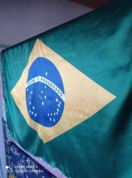 Título do anúncio: Bandeira Brasil 1x1.50 m