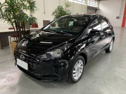 Hyundai Hb20 1.0 12v Evolution 2020 IPVA 2021 Pago Aceito Troca,
