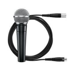 Microfone profissional de fio