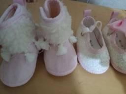 Título do anúncio: Calçados de bebe