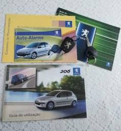 Título do anúncio: Vendo Peugeot 206 SW Presence 1.4 Flex modelo 2008