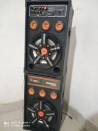 Caixa de som amplificada TRC-389