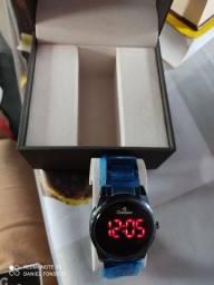 Relógio Champions digital