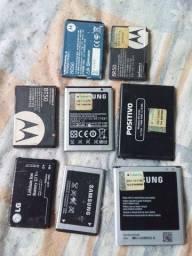 Vendo baterias