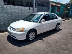Civic 1.7 automático 2002