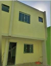 Casas Duplex Cond. Fechado 2 Suítes e Vaga Próx. Detran em Santa Elias - Mesquita Ac Carta
