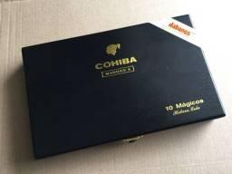 Caixa de madeira para charutos Cohiba Maduro 5