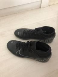 Chuteira futsal Nike merc